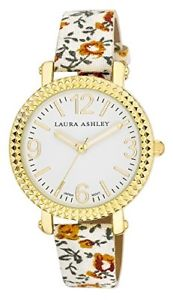 【送料無料】orologio donna laura ashley la31005wt