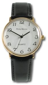 【送料無料】フィリップメルシエphilip mercier sml23a orologio da uomo 5000999901031 6l6