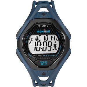 【送料無料】クロックデジタルtimex iroman orologio uomo digitale tw5m10600