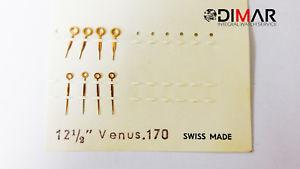 【送料無料】パードセットhands setlancette par de manecillas for venus 170