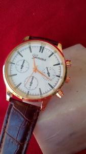 【送料無料】orologi vintage uomo geneva