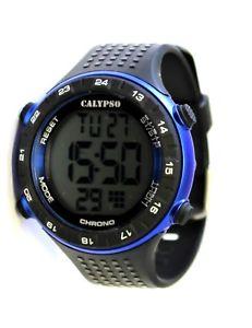 【送料無料】クロックカリプソデジタルスポーツorologio calypso k56632 digitale uomo ragazzo sport water resistant