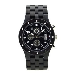 【送料無料】ビーウェルスポーツbewell waterproof men wristwatch wood sports watch date display quartz watch q9