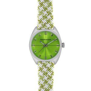 【送料無料】orologio rocco barocco donna rb0093st cinturino pelle