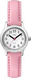 【送料無料】スキンアナログピンクtimex t790814e orologio analogico da polso da donna, pelle, rosa r9j