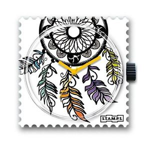 【送料無料】quadrante orologio stamps dreamcatcher watch 100467 orologi nuovo acchiappasogni