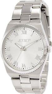 【送料無料】ジェットセットストラップjet set 15221 j61104622 orologio da polso da donna, cinturino in b0y