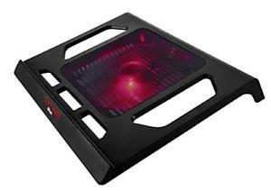 【送料無料】ノートパソコンベースゲームtrust gxt 220 base di raffreddamento per laptop, da gioco