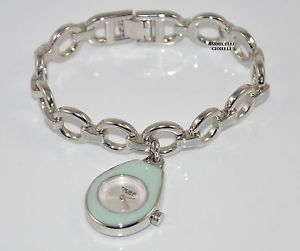 【送料無料】クロックカフグリーンbreil tribe 6819250524 orologio bracciale donna verde listino 100 sottocosto