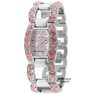 【送料無料】mピンクchronotech orologio donna ct7075ls07m rosa acciaio listino 139 sottocosto