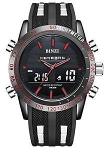 【送料無料】スポーツデジタルクォーツuomo orologio militare degli uomini di sport digital quarzo orologio da 7ue