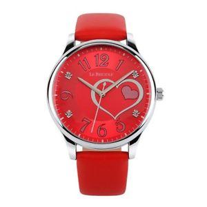 【送料無料】パンle briciole orologio donna con swarovsky ,rosso tp00302 nuovo con garanzia
