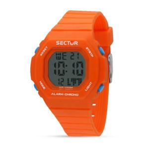 【送料無料】セクターエクスパンダオレンジクロノグラフsector orologio polso uomo expander ex12 r3251599004 arancione cronografo donna