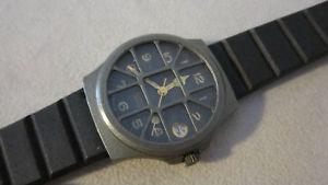 【送料無料】berthier orologio al quarzo anni 80 mai usato