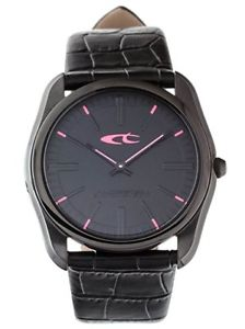 【送料無料】ミリダンディリストchronotech dandy donna in pelle nero 34mm ct7170l10 nuovo, list 89