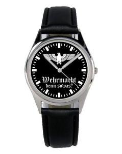 【送料無料】クロスドイツリッチwehrmacht perch qualcosa del genere, croce di ferro, germania, ricco adler, soldato orologio 20058b