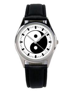 【送料無料】ユンヤンファンアクセサリーガジェットying yang regalo fan articolo accessori gadget orologio b2201