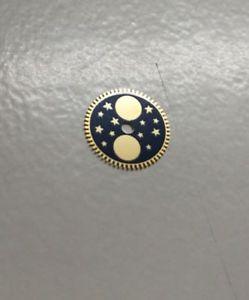 【送料無料】ディスクvaljoux 7751 fasi lunari stelladisco num 2587