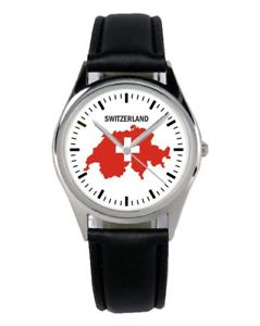 【送料無料】スイススイスファンアクセサリーガジェットsvizzera switzerland souvenir regalo fan articolo accessori gadget orologio b1255