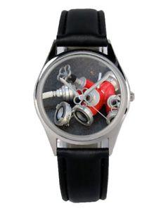 【送料無料】ファンアクセサリーガジェットvigili del fuoco regalo fan articolo accessori gadget orologio b2806