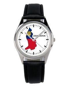 【送料無料】リヒテンシュタインファンアクセサリーガジェットliechtenstein souvenir regalo fan articolo accessori gadget orologio b1121
