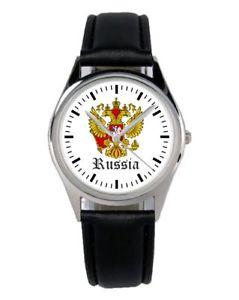 【送料無料】ロシアファンアクセサリーガジェットla russia souvenir regalo fan articolo accessori gadget orologio b1151