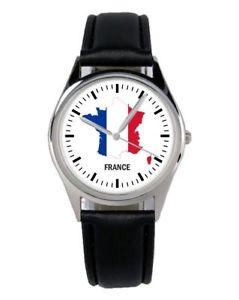【送料無料】フランスファンアクセサリーガジェットfrancia france souvenir regalo fan articolo accessori gadget orologio b1107