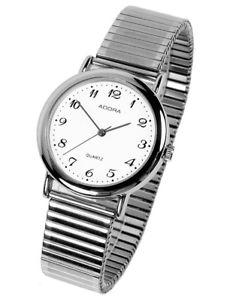 【送料無料】アームテンションフラットベルトクラシックadora orologio uomo classico con braccio tensione nastro piatto 12135440