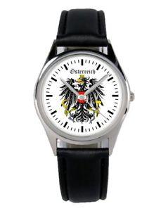 【送料無料】オーストリアエンブレムファンアクセサリーガジェットaustria stemma distintivo regalo fan articolo accessori gadget orologio b1127