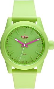 【送料無料】ネオライムウォッチneo watch quarzo liu garden lime n2010 nuovo