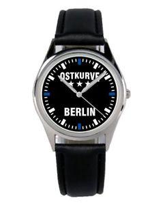 【送料無料】ベルリンファンアクセサリーガジェットostkurve berlino regalo fan articolo accessori gadget orologio b2371