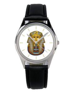 【送料無料】エジプトマスクファンアクセサリーガジェットtutankhamen egitto maschera regalo fan articolo accessori gadget orologio 20016b