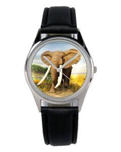 【送料無料】エレファントファンアクセサリーガジェットelefante regalo fan articolo accessori gadget orologio b2530