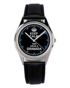 【送料無料】グラナダカーファンアクセサリーガジェットgranada auto regalo fan articolo accessori gadget orologio b1481