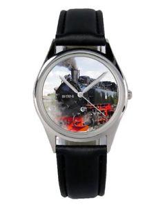 【送料無料】ファンアクセサリーガジェットferrovia locomotiva regalo fan articolo accessori gadget orologio b2796