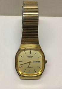 【送料無料】ウォッチマンパラゴールデンヴィンテージクォーツorologio da polso orologio uomo pallas para dorato quarzo vintage watch