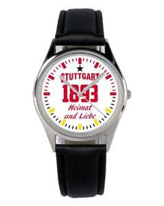【送料無料】シュトゥットガルトファンアクセサリーガジェットstoccarda regalo fan articolo accessori gadget orologio b6045
