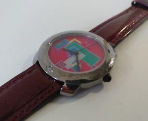 【送料無料】ベネトンクロックビンテージユナイテッドカラーデザインコレクションbenetton bulova orologio vintage united colors design collezione nuovo