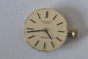 【送料無料】ユニバーサルジュネーブキャリバーoriginal universal geneve caliber 04 movement working ref12064