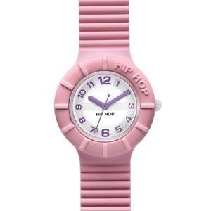 【送料無料】クロックヒップホップピンクorologio hip hop numbers hwu0124 rosa watch small cassa da 32 mm numeri