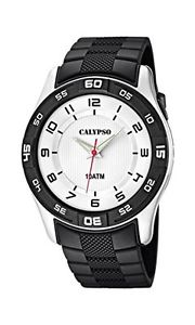 【送料無料】カリプソアナログプラスチックcalypso watches orologio da polso, analogico al quarzo, plastica u5d
