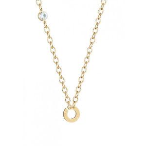 【送料無料】ペンダントネックレスbwwkbo02 collana pendente