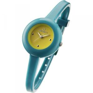 【送料無料】クロックオブジェクトシェリーorologio ops objects cherie donna 28 mm azzurrogiallo opspw223