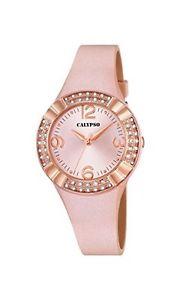 【送料無料】カリプソアナログピンクレディースクオーツcalypso, orologio da donna al quarzo con display analogico rosa e e4i