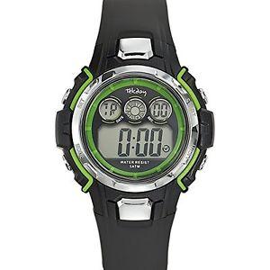 【送料無料】デジタルクォーツプラスチックtekday orologio da polso, digitale al quarzo, plastica f2h