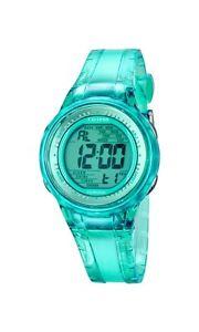 【送料無料】カリプソプラスチックカラーターコイズcalypso k56884 orologio da polso, da donna, plastica, colore turchese j7o