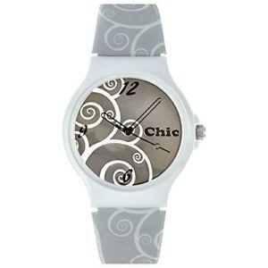 【送料無料】シックプラストラップteenieweenie chic watches uc025 orologio da polso da donna, cinturino in pla
