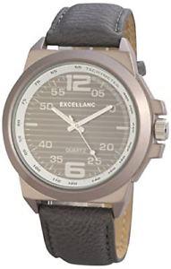 【送料無料】マニュアルストラップexcellanc 295071700168 orologio da polso da uomo, cinturino in diversi materia