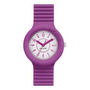 ヒップホップorologio da polso fluo purple numbers hwu0630  hip hop