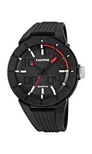 【送料無料】カリプソアナログプラスチックメートルcalypso watches orologio da polso, analogico al quarzo, plastica w3m